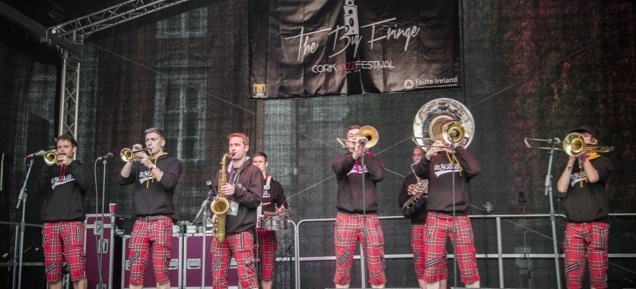 New York Brass Band confirmed for Main Stage
