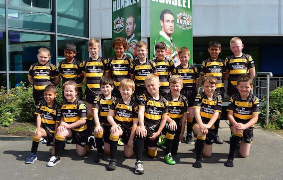 Beeston Broncos bring rugby back to the festival