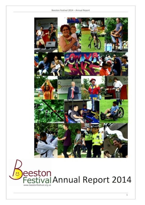 BF annual report image